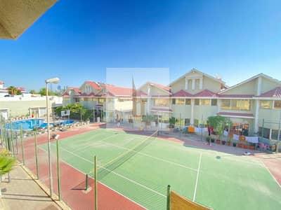 فیلا 4 غرف نوم للايجار في أم سقیم، دبي - Shared Tennis Court+Pool   4BR Ensuite+Study