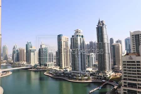 شقة 2 غرفة نوم للايجار في دبي مارينا، دبي - Stunning 3B/R with Marina Views