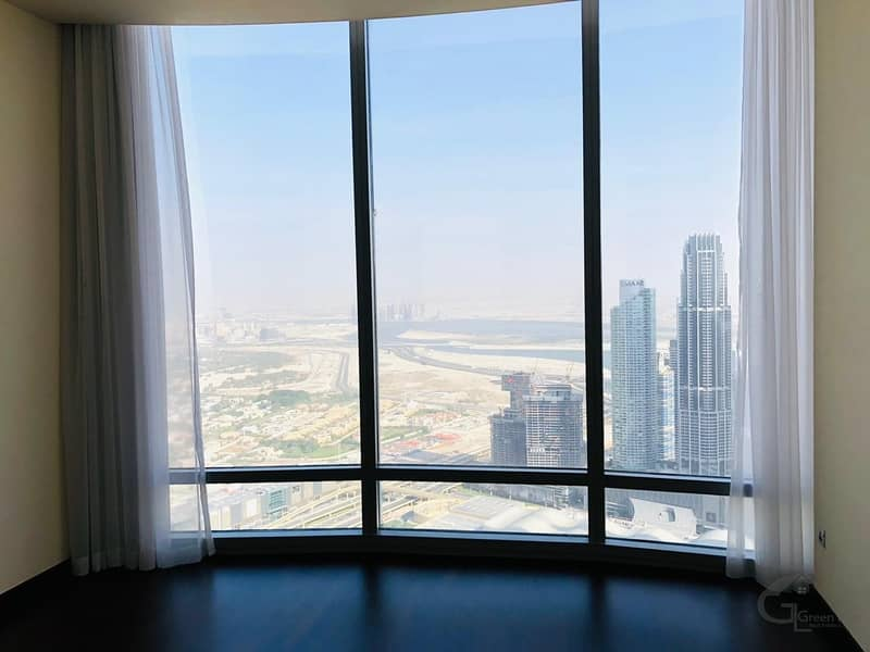 2 Enjoy the view of Fountain I Amazing 2 Bedroom with maids