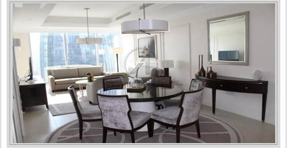 شقة 2 غرفة نوم للايجار في وسط مدينة دبي، دبي - Full Burj Khalifa View | Best Layout | Vacant