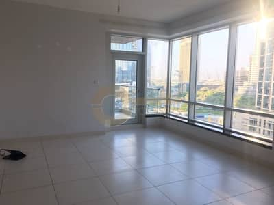 2 Bedroom Flat for Rent in Downtown Dubai, Dubai - Partial Burj Khalifa