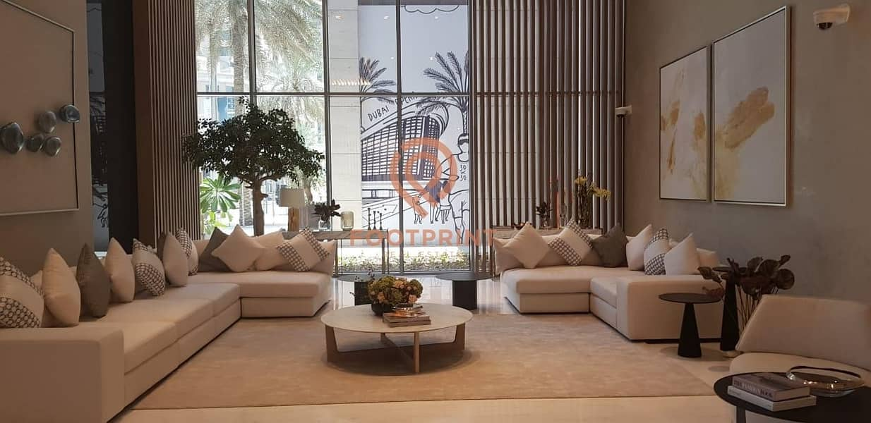 Amazing 1BR | Big Balcony | Downtown Views | Close to Burj Khalifa