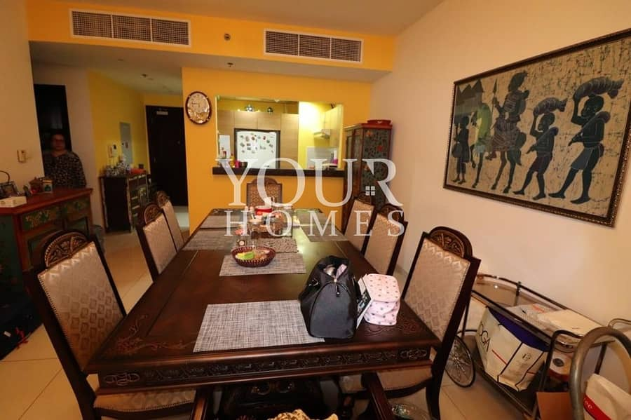 2 JA | Spacious Fully Furnished 3Bed+Maid For Sale