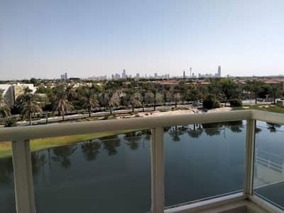 شقة 3 غرف نوم للايجار في تلال الجميرا، دبي - SUNRISE & LAKE VIEW | UPGRADED UNIT|SPACIOUS BALCONIES