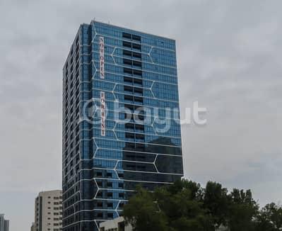 فلیٹ 1 غرفة نوم للايجار في النعيمية، عجمان - شقة في برج عايدة النعيمية 3 النعيمية 1 غرف 27000 درهم - 4882173