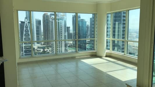 فلیٹ 2 غرفة نوم للايجار في دبي مارينا، دبي - Unfurnished I Sea view & Marina view I Available for rent in Dubai marina