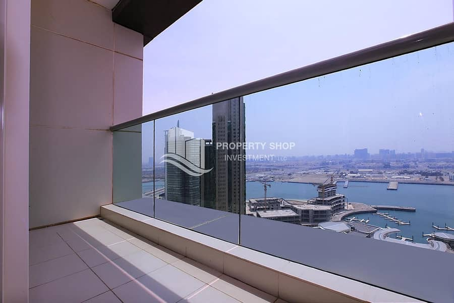 2 Investor's Deal!! Magnificent Sea View Apt w/ Balcony