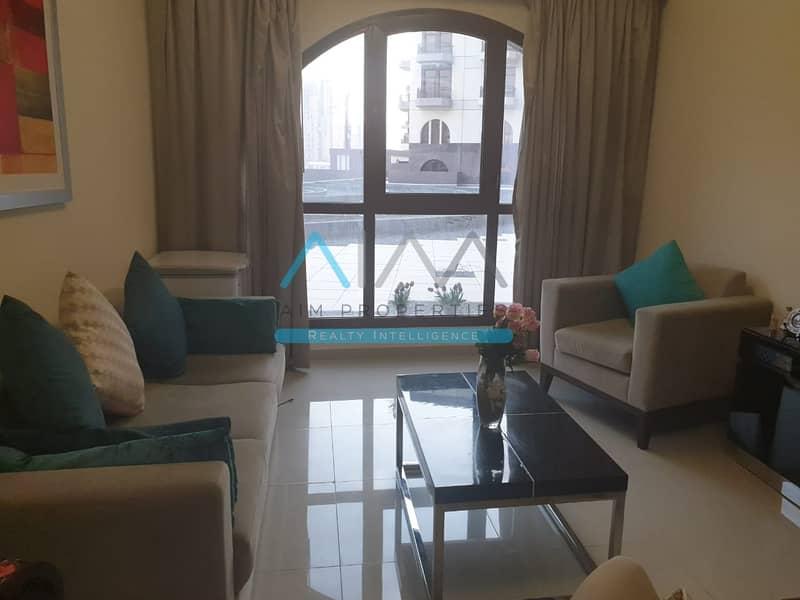 Superb furnished 2br apartment in Arjan just 530k