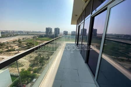 3 Bedroom Apartment for Rent in DAMAC Hills (Akoya by DAMAC), Dubai - Corner unit |Golf Course View | Spacious Layout