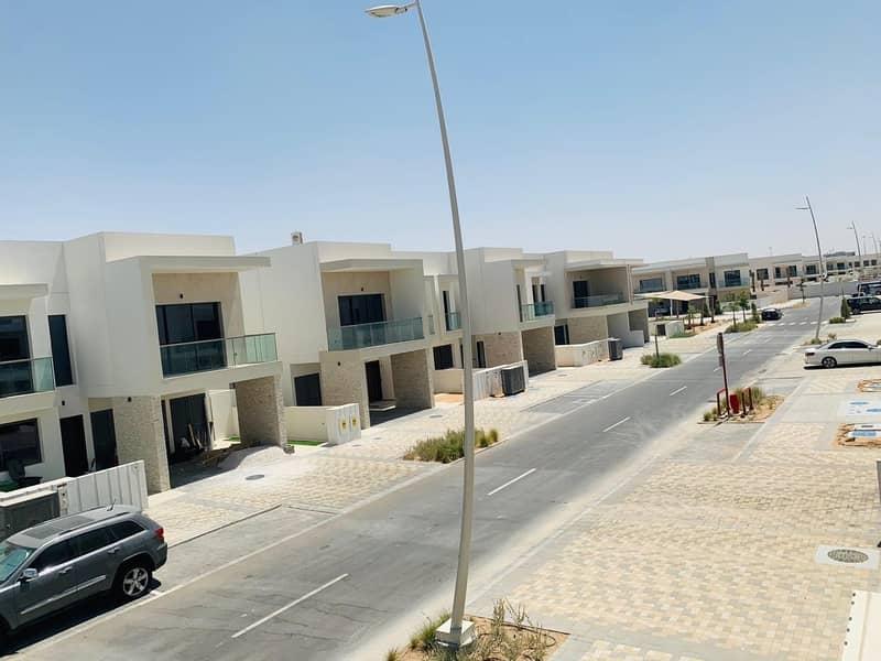 16 Corner Unit Brand New Villa  Move In Now 3 BR+M