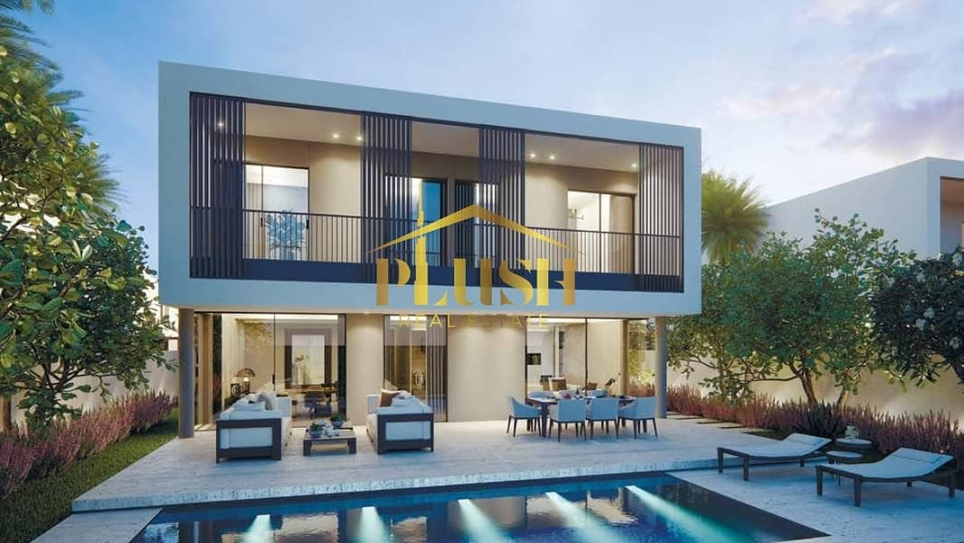 2 BRAND NEW VILLAS | ATTRACTIVE PAYMENT PLAN | GREAT LOCATION