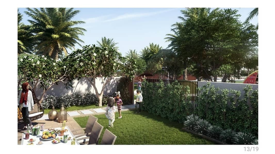 9 3- Bedroom Villa in  Affordable Price at Arabian Ranches- Spring by Emaar Properties