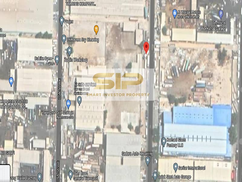 5 Land for Sale in Ras Al Khor