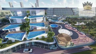 7 years payment plan ! Amazing Apartment in Dubai Studio City with Resort  like Amenities!