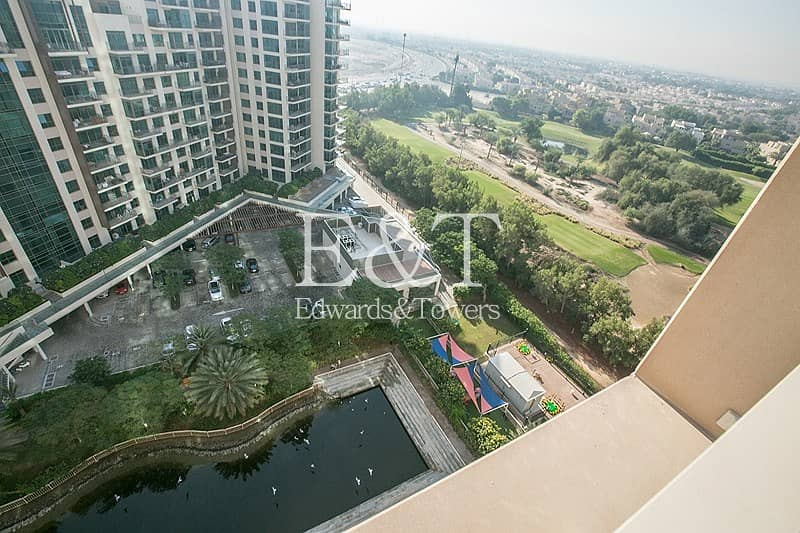10 Bright One Bed   Golf Course View   Vacant