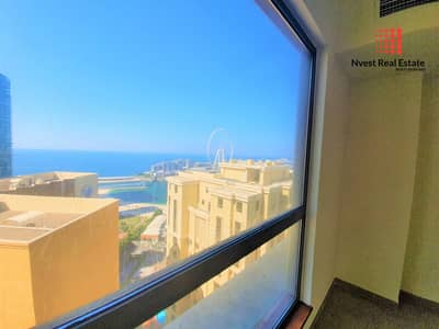 3 Bedroom Flat for Rent in Jumeirah Beach Residence (JBR), Dubai - 2 Months free |No Commission | 3 Bed Plus Maids