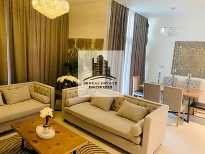 تاون هاوس 3 غرف نوم للايجار في أكويا أكسجين، دبي - FULLY FURNISHED | BRAND NEW | VACCANT