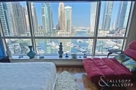 Full Marina Views | 2 Bed + Study | 1705 SqFt