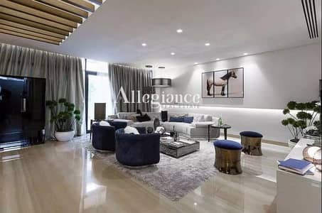 5 Bedroom Villa for Sale in DAMAC Hills (Akoya by DAMAC), Dubai - Premium Golf View | Independent | Fully Furnished