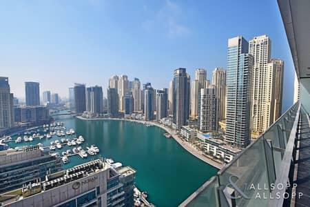 3 Bedroom Apartment for Sale in Dubai Marina, Dubai - New Listing | 3 Beds | Full Marina View