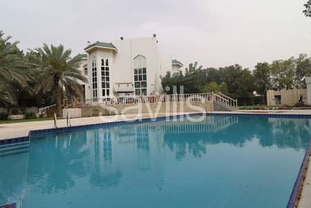 Al Tala'a spacious villa with garden and private pool