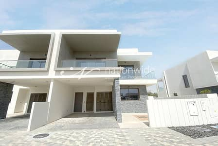 3 Bedroom Villa for Rent in Yas Island, Abu Dhabi - Beautiful Type EB Villa Perfect For Growing Family
