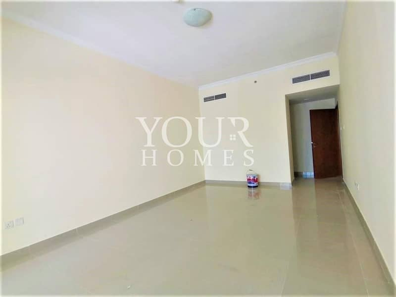 2 SB | Pool View 1 BHK with close kitchen & Balcony