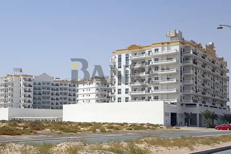 شقة 1 غرفة نوم للايجار في مدينة دبي للإنتاج، دبي - High Floor Spacious 1 Bedroom Best Price