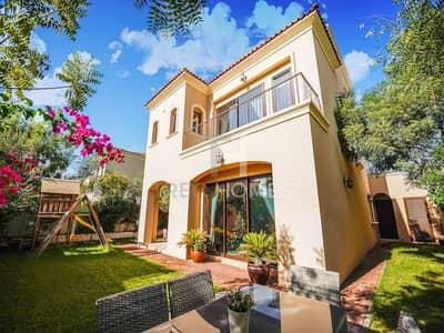 4 Bedroom Villa for Rent in Arabian Ranches 2, Dubai - White Wood | 4Bed+Maid | Mid January
