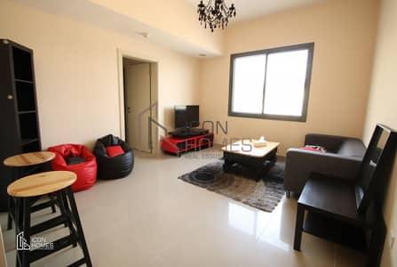 شقة 1 غرفة نوم للايجار في قرية جميرا الدائرية، دبي - Fully Furnished 1br   Spacious   With Balcony