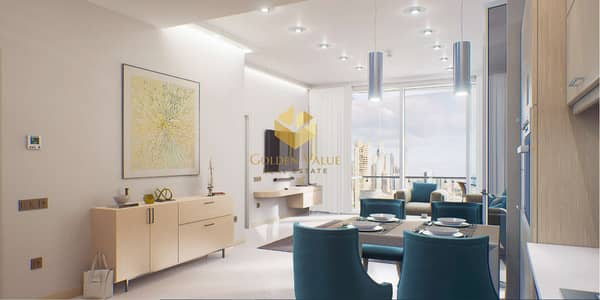 1 Bedroom Flat for Sale in Jumeirah Lake Towers (JLT), Dubai - Amazing location - easy instalment - Zero Commissions - Book Now