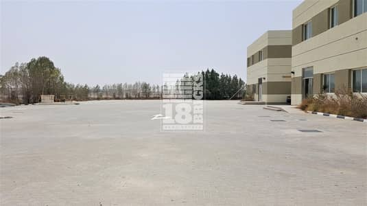 Factory for Sale in Dubai Industrial Park, Dubai - 2 Factories | 2 Block of Offices | Huge Plot