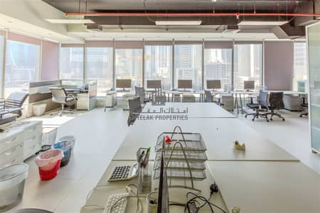 Office for Rent in Business Bay, Dubai - FULLY FURNISHED| BAY'S VIEW| HUGE AND SPACIOUS