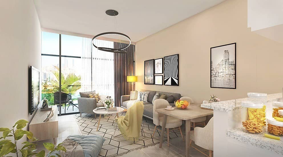 2 Luxurious Off Plan 1-bedroom unit in Al Maryah Island