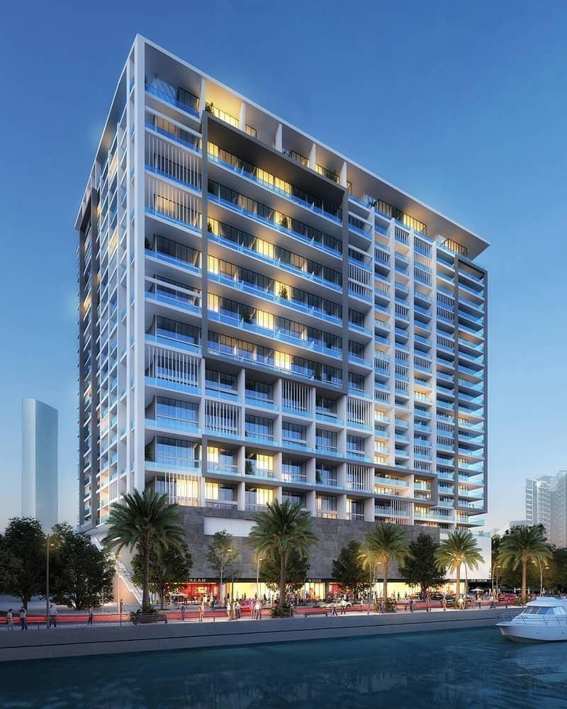 12 Luxurious Off Plan 1-bedroom unit in Al Maryah Island