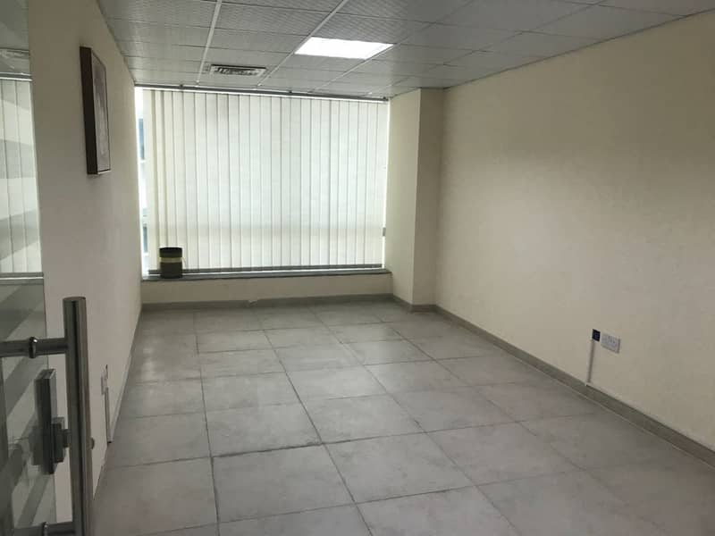 Nice and Affordable Offices for rent in Al Nahyan