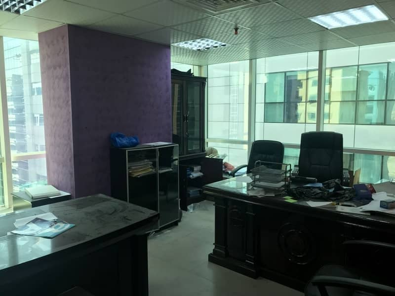 15 Nice and Affordable Offices for rent in Al Nahyan