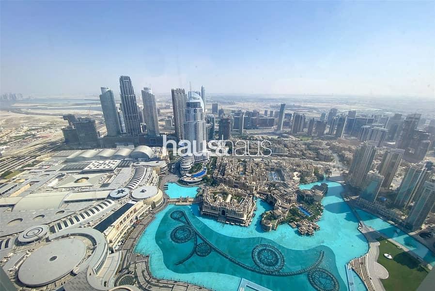 2 High Floor | 2 Plus Maids | Fountain View
