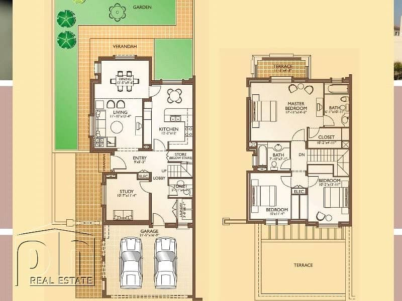 10 3 Bed | End Unit | Vacant | Immaculate