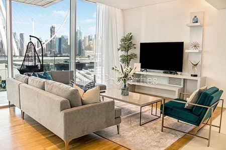 شقة 3 غرف نوم للايجار في جزيرة بلوواترز، دبي - Ain Dubai Views | Gorgeous 3 Bedroom | Beach Life