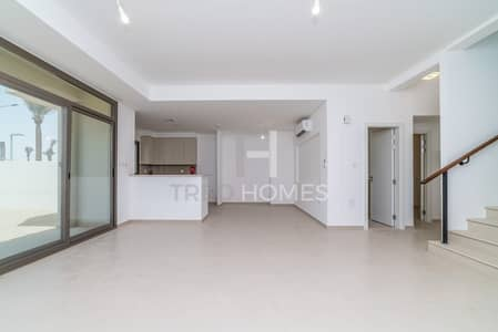 3 Bedroom Townhouse for Rent in Town Square, Dubai - Single Row | 3 Bedroom + Maids | Type 1