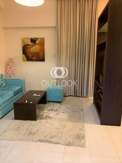 Studio for Rent in Dubai Sports City, Dubai - Large Studio | Semi Furnished | Balcony