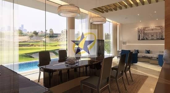فیلا 3 غرف نوم للبيع في داماك هيلز (أكويا من داماك)، دبي - Luxury - Fendi 3 Bed Townhouse - Veneto Damac Hills