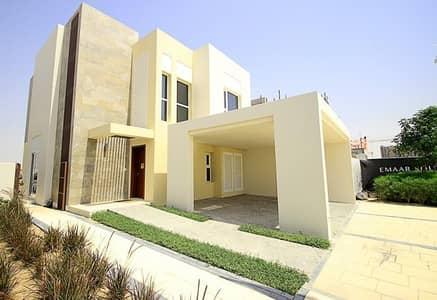 فیلا 4 غرف نوم للبيع في دبي الجنوب، دبي - Pay in 3 years | Close to Jebel Ali | EMAAR