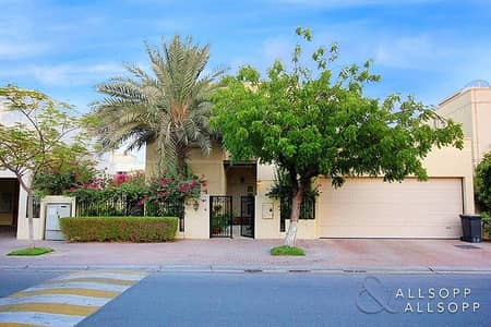 4 Bedroom Villa for Sale in The Meadows, Dubai - 4 Bed | Type 6 | Upgraded | The Meadows