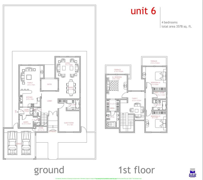 10 4 Bed | Type 6 | Upgraded | The Meadows