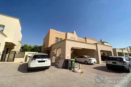 3 Bedroom Villa for Rent in The Springs, Dubai - Single Row | Three Bedrooms | Study Room