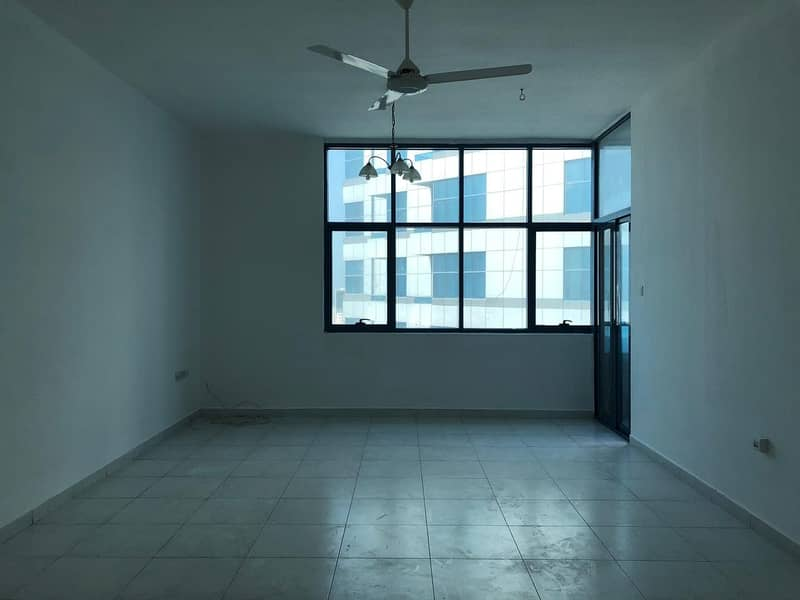 2 Bed Room Hall Ror Rent In Falcon Tower Full Open View With 3 Balcony Only In (27k)