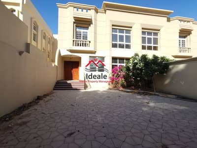5 Bedroom Villa for Rent in Al Muroor, Abu Dhabi - Stunning villa with a yard at a prime location