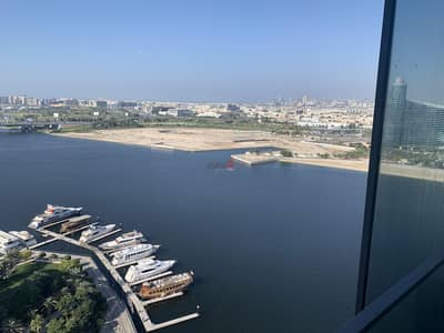 1 Bedroom Flat for Sale in Culture Village, Dubai - Immaculate View of Creek | Vacant 1 BHK | D1 Tower